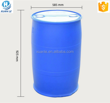 China manufacturer 200 liter plastic drum with cheapest price