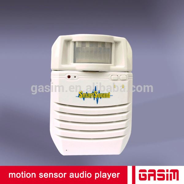 High Quality audio long distance sensor bird sound mp3 player