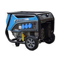 High Efficiency Professional 18hp Gasoline generator 7.5 kva Generator Price