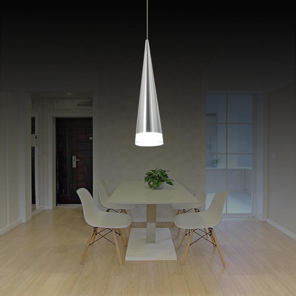 cheap modern aluminum pendant lamp restaurant dining room suspension luminaire light fixture. Black Bedroom Furniture Sets. Home Design Ideas