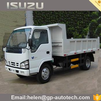 Isuzu Dump Truck Isuzu NPR Tipper Truck