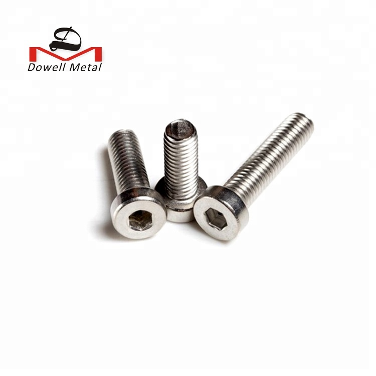 best price good sale hex socket <strong>titanium</strong> screws
