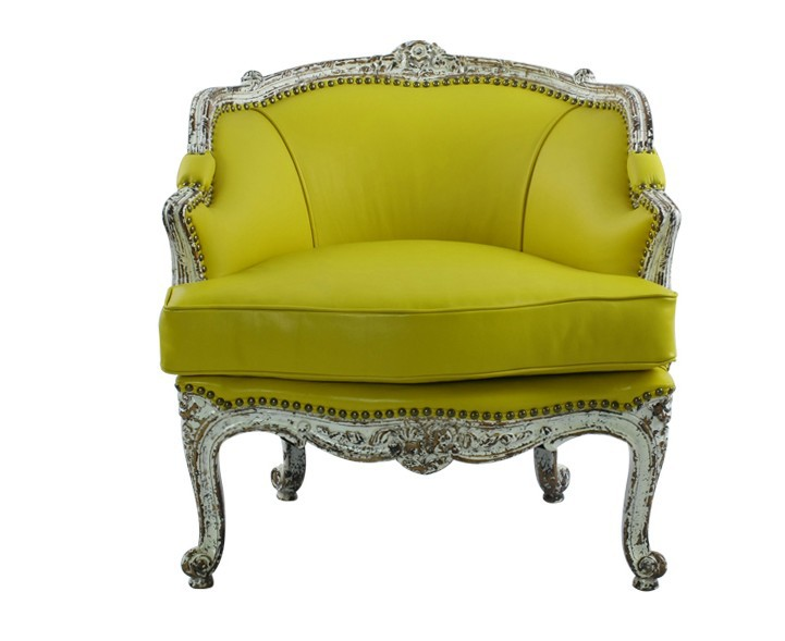 Peachy Caf Do The Old French Hotel Style Wood Carved Small Sofa Leather Armchair Designer Furniture Ibusinesslaw Wood Chair Design Ideas Ibusinesslaworg