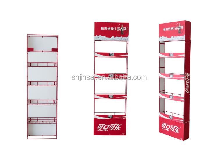 Home New Designs Customer Size Poster Board Stands Display Stand