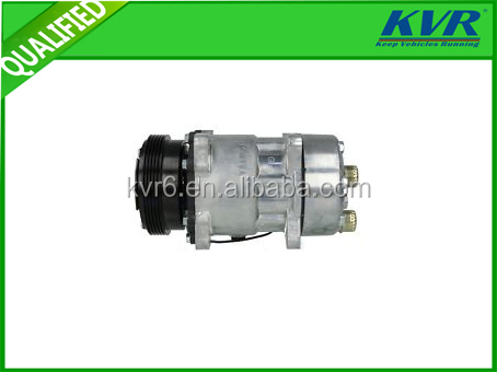 Auto Ac Compressor For Fiat / Peugeot OEM 6453G5 / 7882