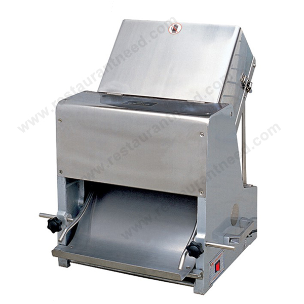 Kitchen Equipment Industrial electric loaf bread slicer manual