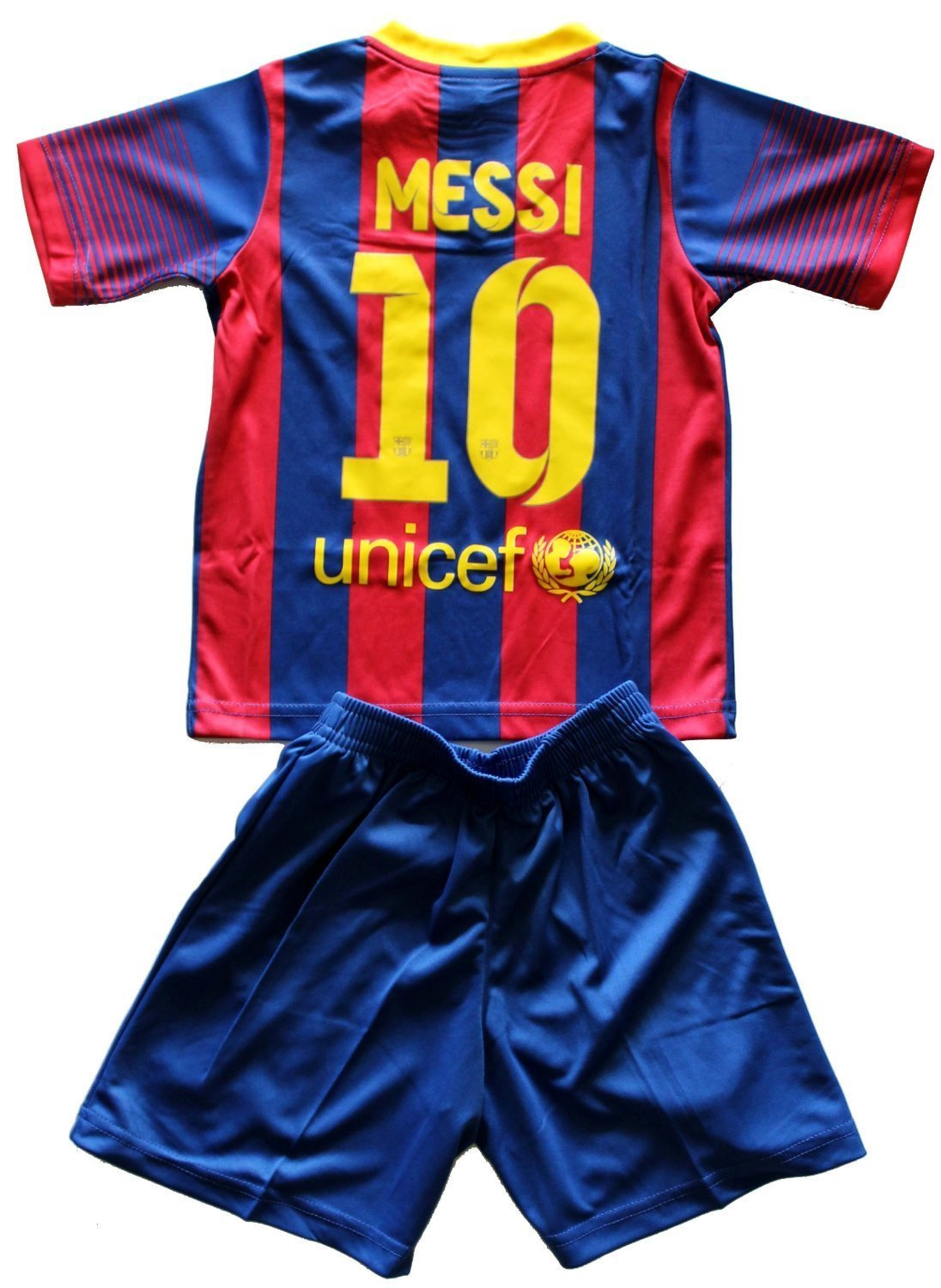 2d44bdb1a 2015 2016 Barcelona Home Leo Messi Home Youth Sizes Soccer Kids Jersey  Shorts