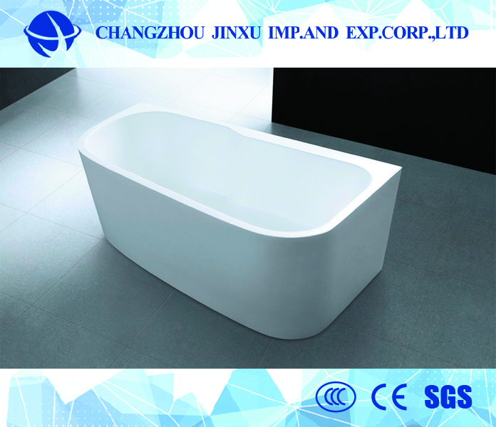 Multifunctional cheap cast iron bathtub 180 degrees swivel