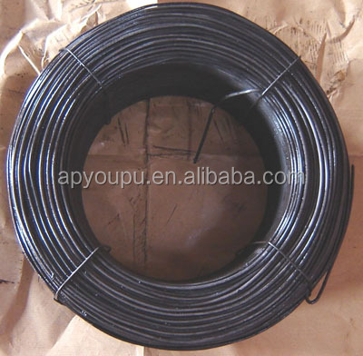 Bwg16 Black Annealed Wire/ Construction Iron Rod/ Black Annealed ...