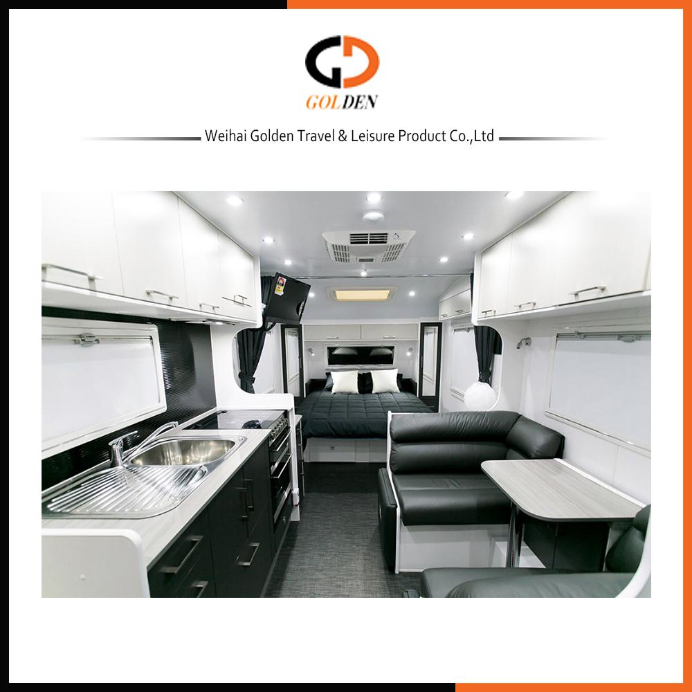 Australian Standard Luxus Design Aluminium Wohnmobile Anhänger Und ...