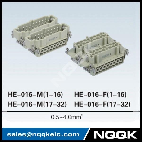 2 OEM HE screw terminal 16A 32pin  insert heavy duty connector.jpg