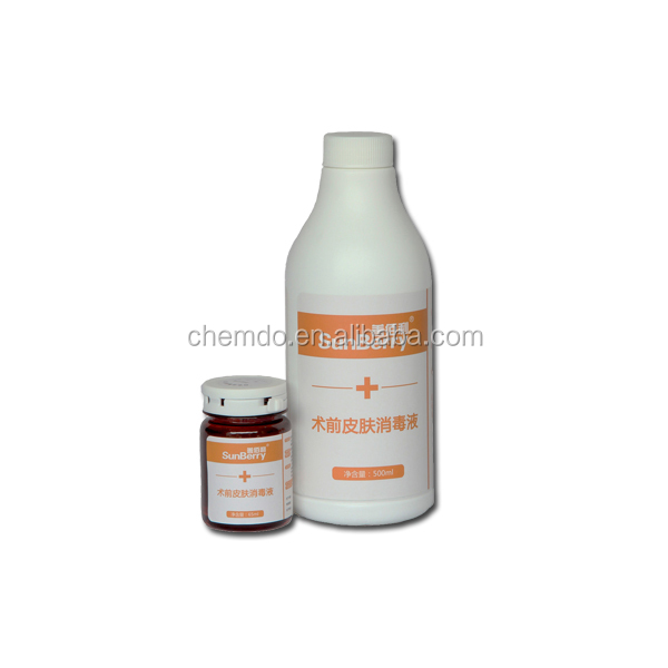 2% CHG Solution for Surgical Hand Scrub
