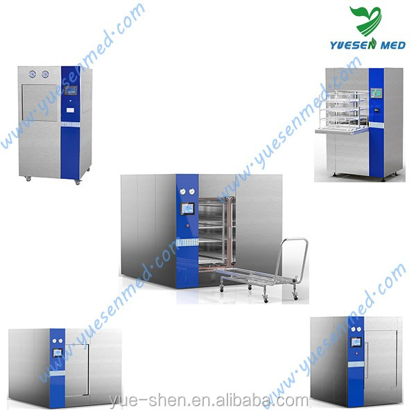 Hot sale China supply medical use to disinfection sliding door laboratory autoclave manufacturers