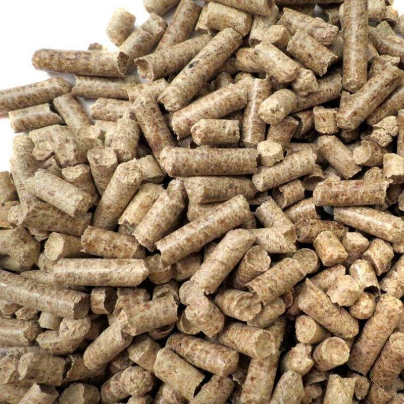 100% Pure Wood Pellets Fuel Cooking Bbq Pellet Fule Smoker ...