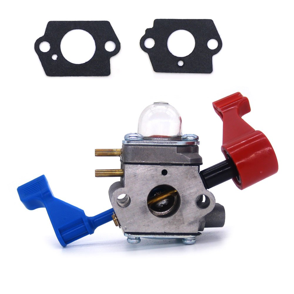 FitBest New Carburetor for Poulan FL1500 FL1500LE Zama C1U-W12A C1U-W12B Gas Leaf Blower Carb