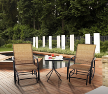 Terlaris 3 PC Glider Patio Garden Set