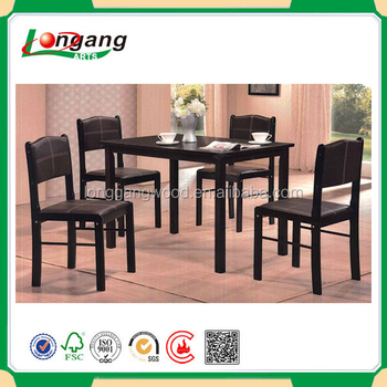 Wholesale Factory Supply For Big Family 1 4 Dining Table Set Buy Dining Tab