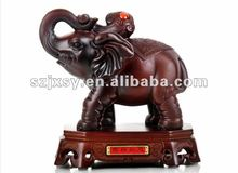 2012 Newest Design Polyresin Elephant Statue Crafts