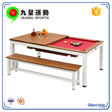 top quality pool table dining table combo competitive price dining pool table for sale