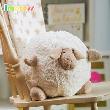 Fat Comforter Brown Soft Round Plush Cute Hot Sale Baby Sheep Toy - Buy  Baby Comforter Toy,Soft Round Plush Toy,Sheep Toy Product on Alibaba com