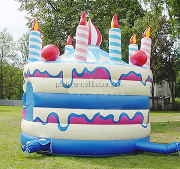 Tremendous Wonderful Giant Inflatable Cake Inflatable Birthday Cake Model Birthday Cards Printable Inklcafe Filternl