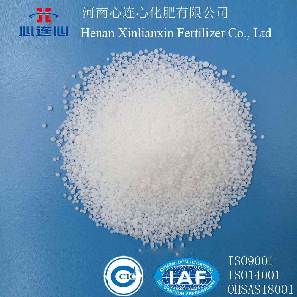 SCR system uncoated prilled urea for Diesel Exhaust Fluid