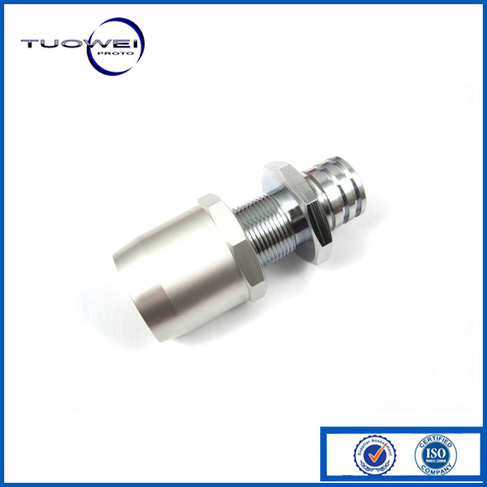 Customized low cost high precision CNC machining stainless steel rapid prototype