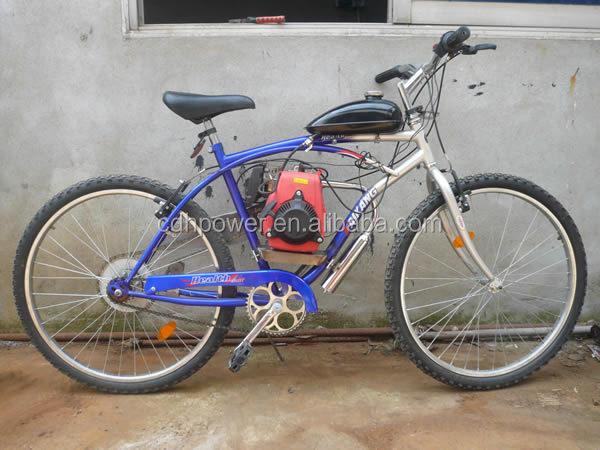 4 Stroke 80cc Bicycle Engine Kit/gas Engine Motor Kit/motorized ...