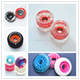 2016 longboard sliding wheels 70mm wheels in 78a durometer