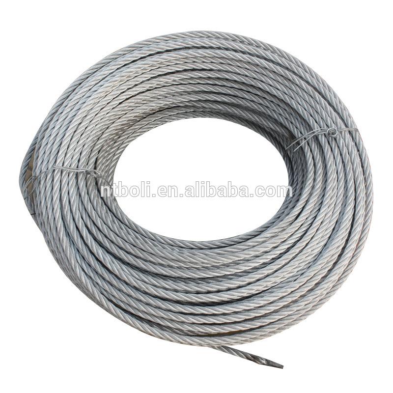 Galvanized Steel Wire Rope 28mm, Galvanized Steel Wire Rope 28mm ...