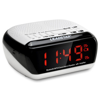 gold supplier alarm clock bluetooth fm radiobest radio. Black Bedroom Furniture Sets. Home Design Ideas