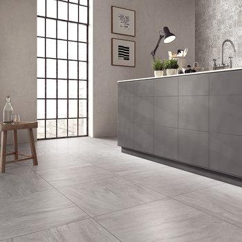 Unbreakable Glazed Porcelain Floor Tiles Matte Finish 600x600mm