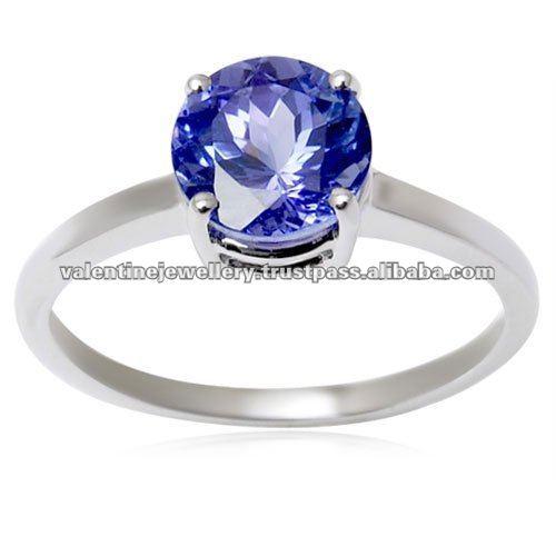 Tanzanite Engagement RingWomens Infinity Engagement RingsSingle