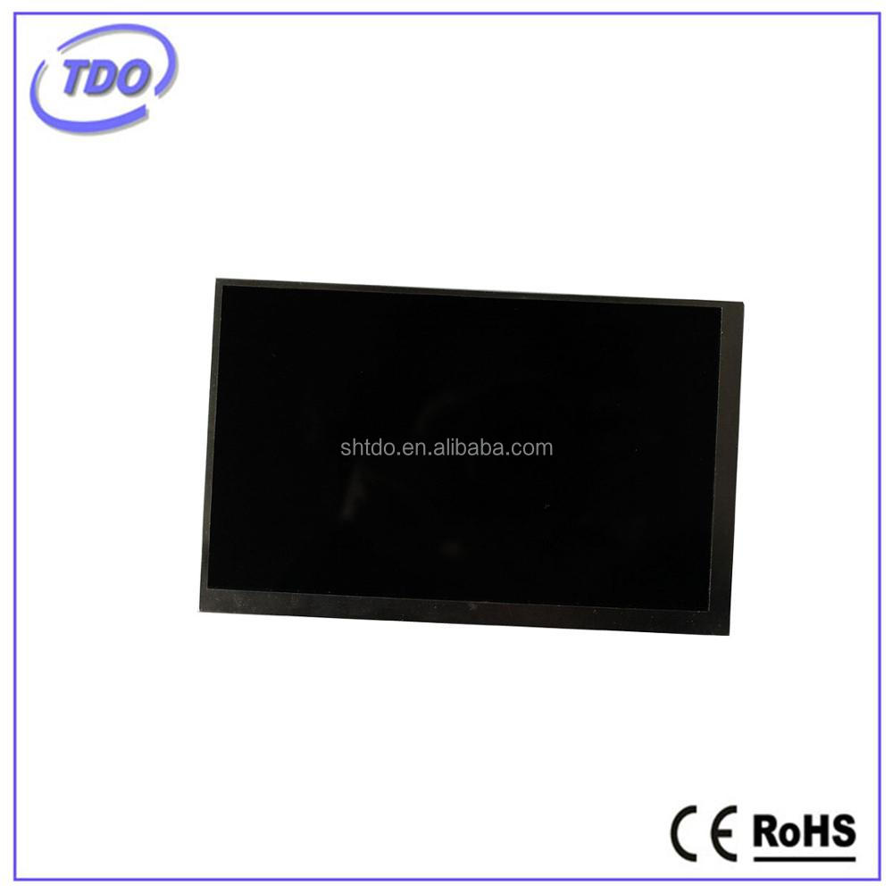 Tft lcd screen 7.0 inch RGB interface lcd display module in car instrument screen