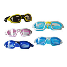 Best selling clear top swimming goggles for glasses