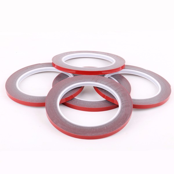 Double Sided Highly transparent round VHB foam tape free <strong>sample</strong>