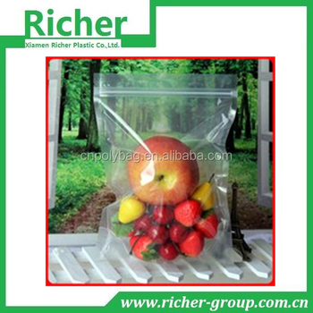 Whole S Plastic Zip Lock Vegetable Ng Bag