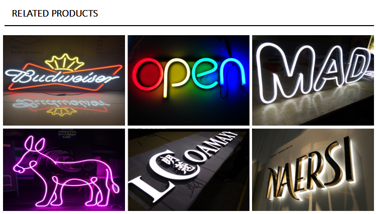 3d 큰 아크릴 96에 조명 sign ultra bright led sign letters 대 한 company 숍 name