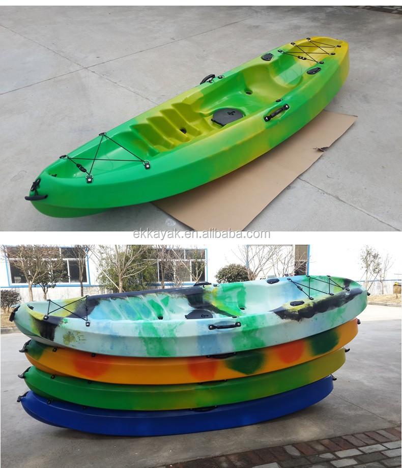 Small Rotomoulding Plastic Fishing Kayak Boat With Big