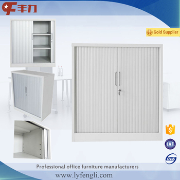 Stainless Steel Plastic Roller Shutter Sliding Door Office File
