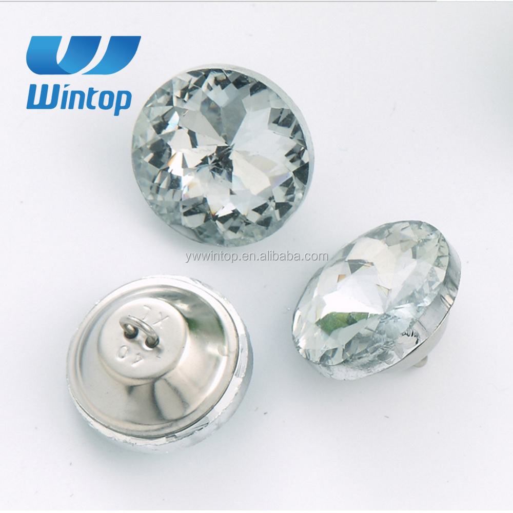 Apparel Sewing & Fabric Furniture Decorative Buckle 20mm 200pcs Clear Color Satellite Drill Soft Package Crystal Glass Sofa Buckle Rhinestones Buttons Elegant Shape