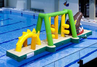 Inflatable AQUA RUN E For Sale