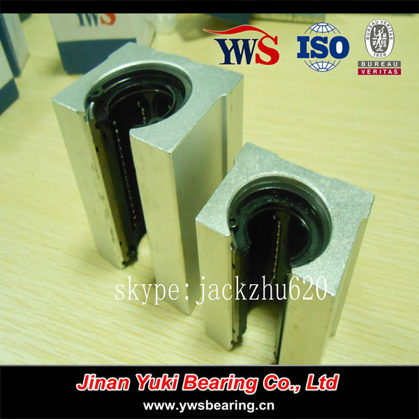 Linear Motion Round Guide the Linear Slide Block SBR16UU SBR16LUU