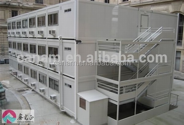well Style China-solar container house