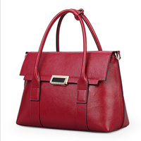 New fashion popular wholesale copy Europe style PU leather bags women