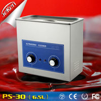 Jeken 6.5l PS-30 Stainless Steel Ultrasonic Cleaner Chemicals
