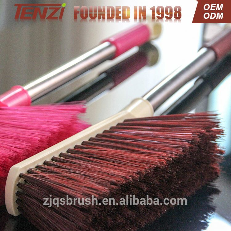 2018 oak solid wood flooring wood promotional Cleaning plastic bed brush