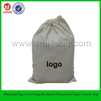 Promotional Cotton Cloth Rice Ham Bags