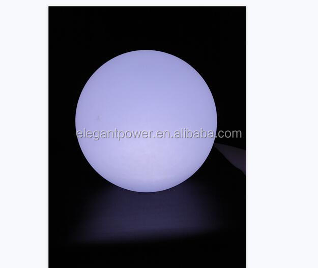 WIFI remote controller led moon light ball and outdoor christmas led light ball