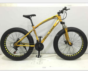 "High quality suspension 26"" fat tire bicycle alloy fat bike F-SS006-1"